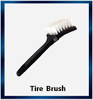 Tire Cleaning Brush Details Click Here!